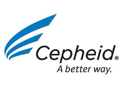 Cepheid logo.