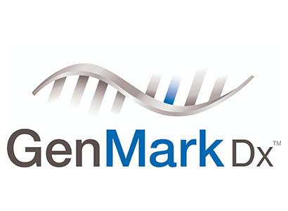 GenMark Dx logo.