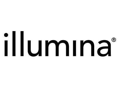 Illumina logo.