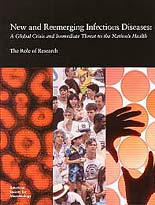 new and reemerging infectious disease report cover